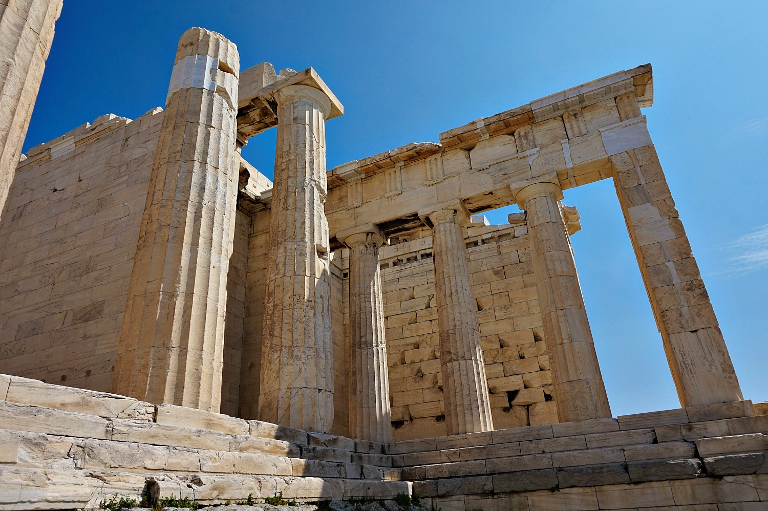 Itinerary for Athens. 2 days. The Acropolis.