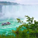Best state parks in New York.The Niagara Falls never fails to impress.