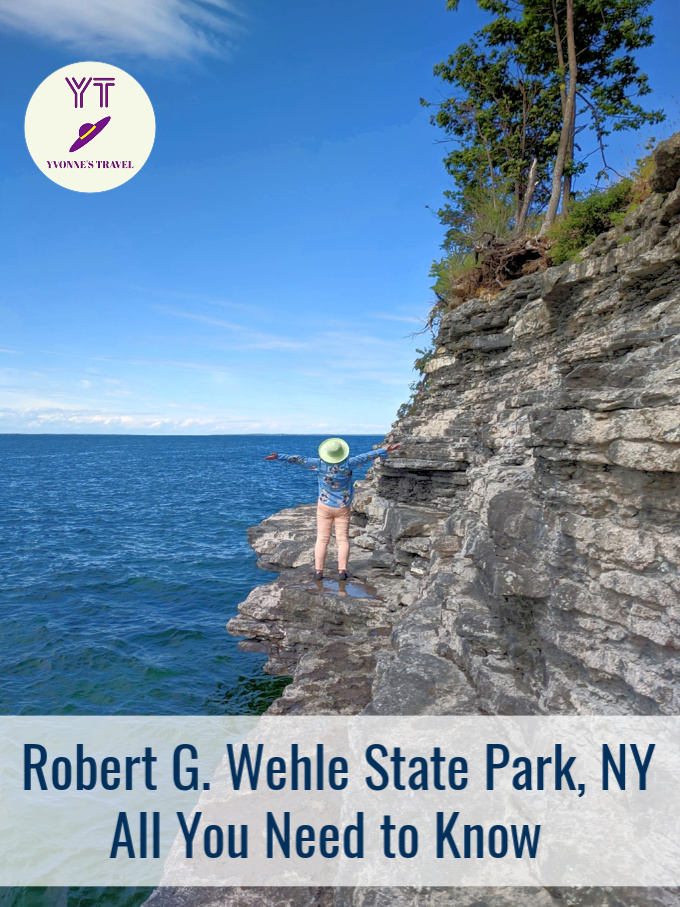 Beautiful Robert G. Wehle State Park in New York State is a mecca for nature lover.