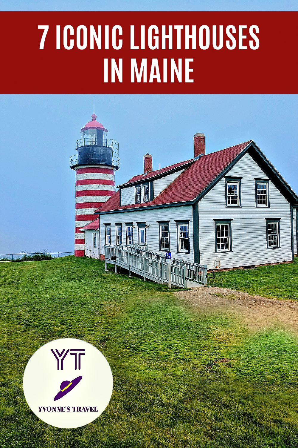 If you are a photographer, painter, nature lover, or curious traveler, you will love the famous lighthouses of Maine. Here are the 7 best.