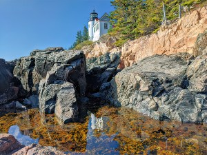 Bass Harbor Head Lighthouse Bass Harbor, Maine