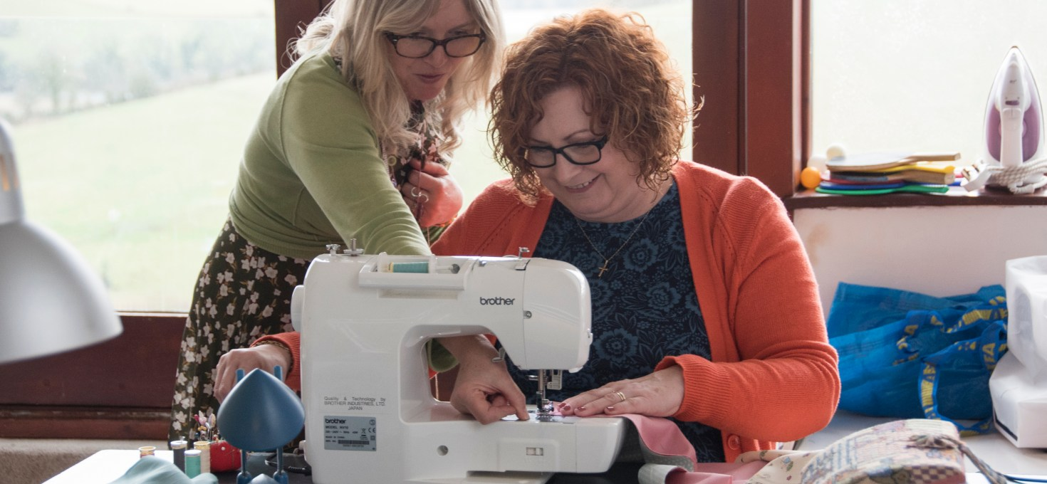 Bespoke Sewing lessons