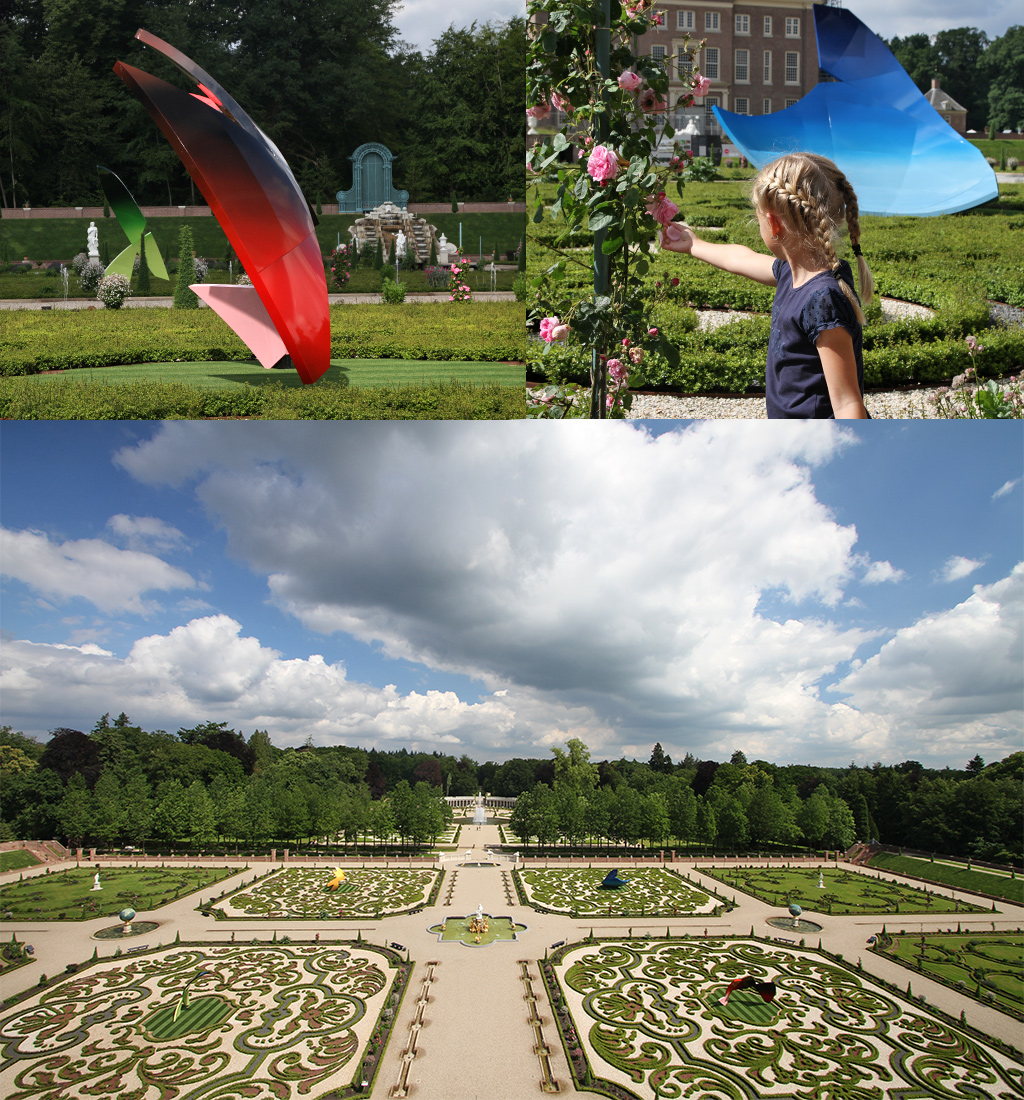 het Loo - garden of earthly worries