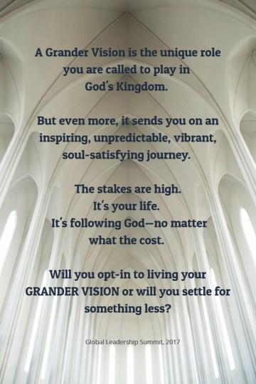 Grander Vision Challenge