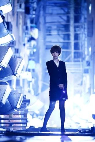 Yui as Tsunemori Akane (Psycho Pass)