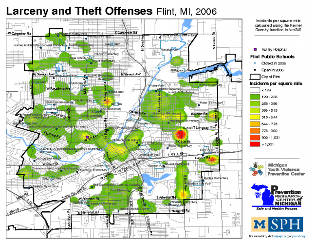 Larceny & Theft Offenses (2006)