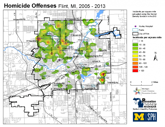 Homicide Offenses (2005-2013)
