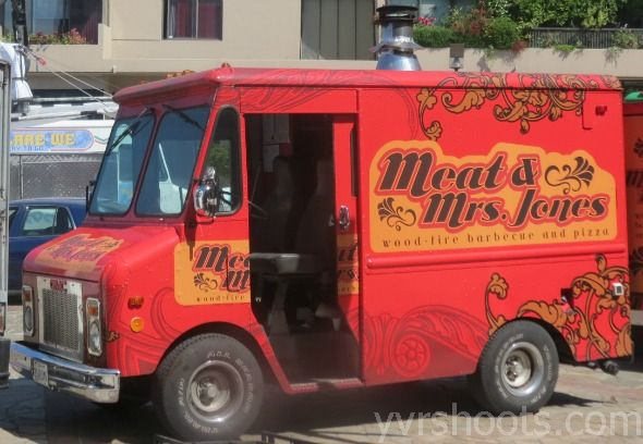 Pigtails Food Truck