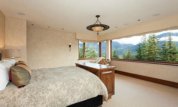 fifty shades whistler bedroom e