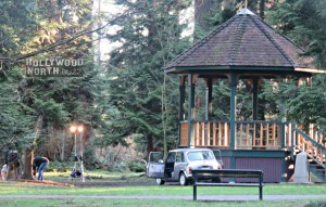 THE FLASH in Burnaby's Central Park