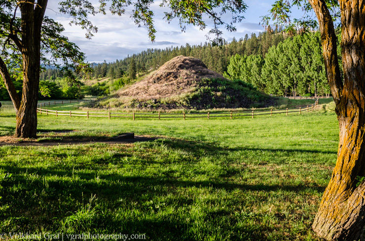 Heart Of The Monster--The legendary Birthplace of the Nimiipuu (Nez Perce)