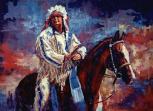 Nez Perce Chief