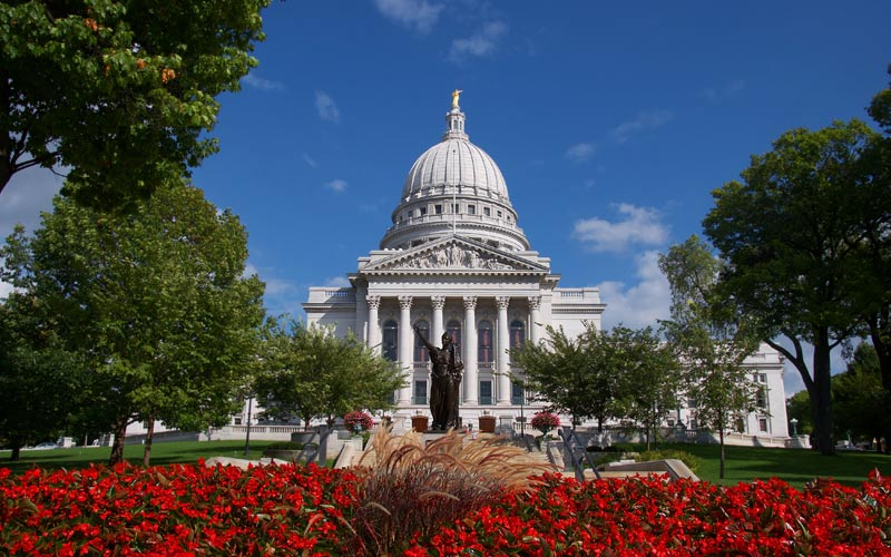 madison-capital-forward-statue