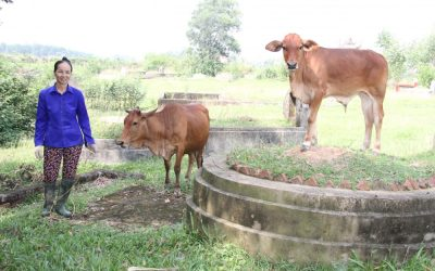 Animal Raising Provides Economic Opportunity