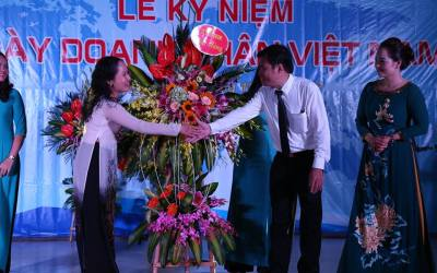 Hoai Duc Business Associations Host Entrepreneurs Day Celebration