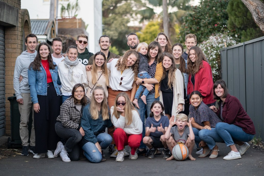 YWAM Sydney Newtown Staff and Students