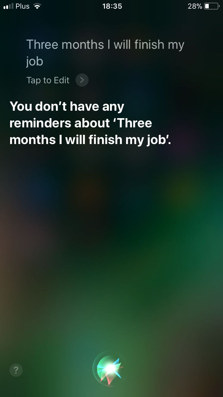 Can Siri already help you with your career?   Ywan van Loon