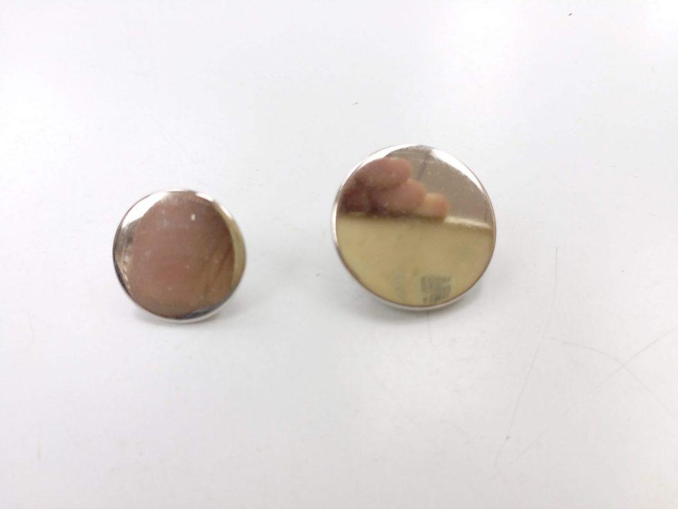 Metal Blazer Buttons - BZ136