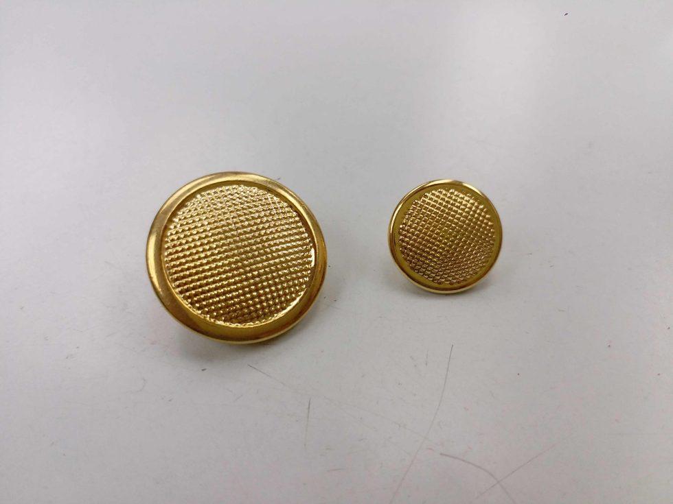 Metal Blazer Buttons - BZ139