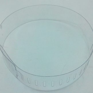 Plastic Collar Band for shirt packaging