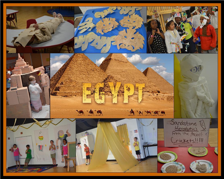 s a race through time ancient egypt