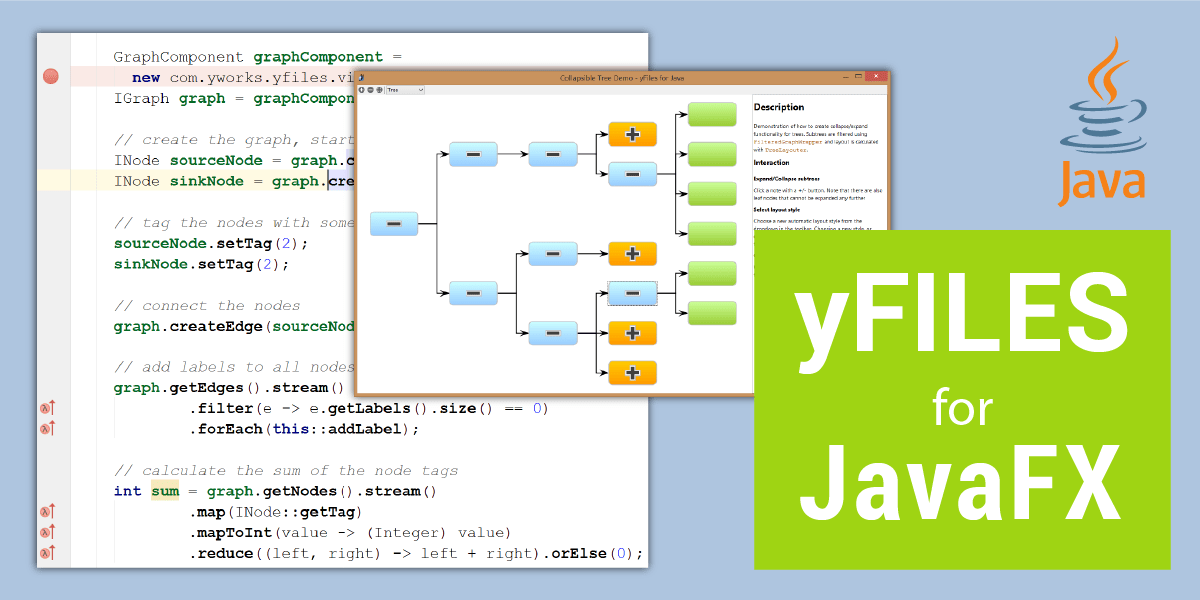 how net framework works diagram ids network yfiles for javafx - diagramming library
