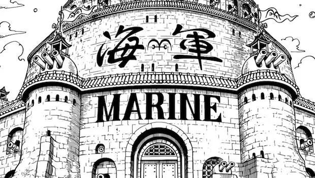 One Piece 905 : La Nouvelle Marine | YZGeneration