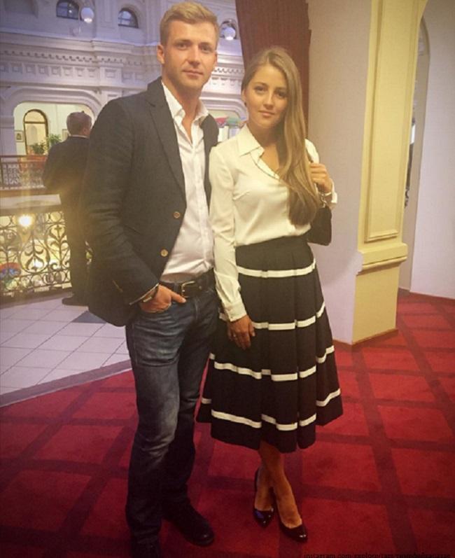 Анна Михайловская биография личная жизнь семья муж дети  фото