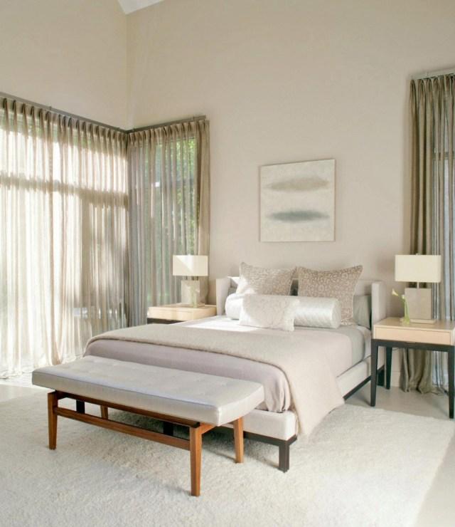 01 proste formy architektura projektowanie wnętrz sypialnia klasyka