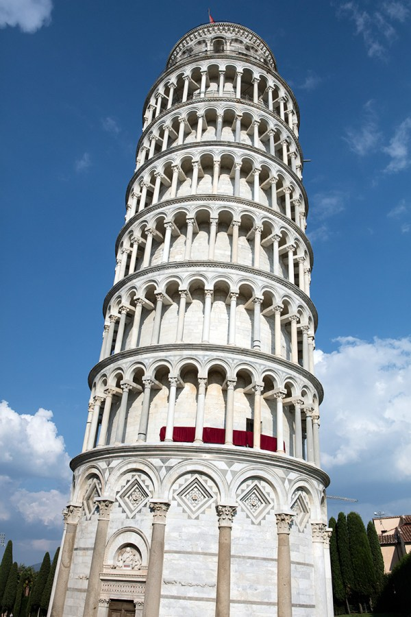 Italy Day 10 Pisa Leaning Tower And -issue