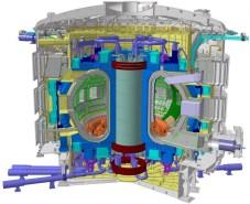 Supravodivá cívka v ITERu