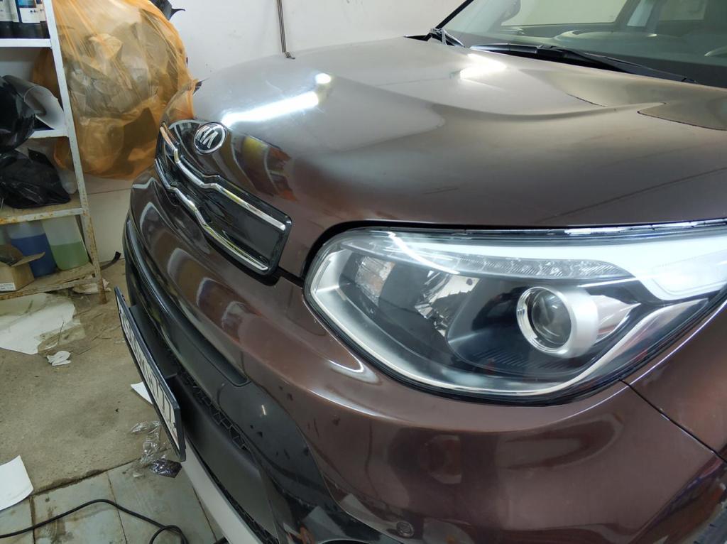 Антигравийная защита кузова автомобиля в Зеленограде