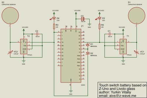 small resolution of it is quite hard to reuse original livolo schematics so it is easier to make own