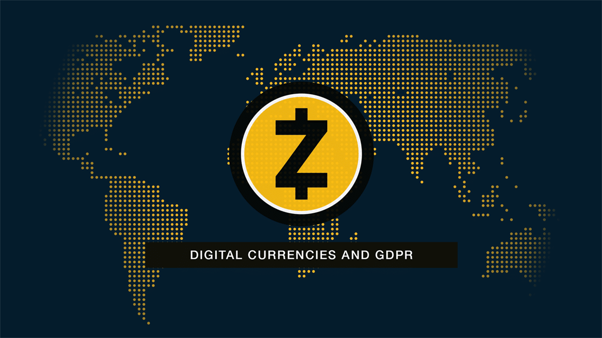 Zcash Shielded Addresses are GDPR Compliant by Default - Zcash