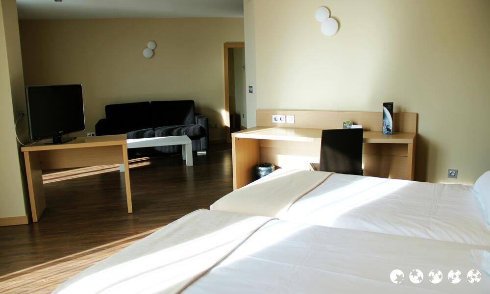 Hotel Sercotel Gran Bilbao Bilbao  Centraldereservascom