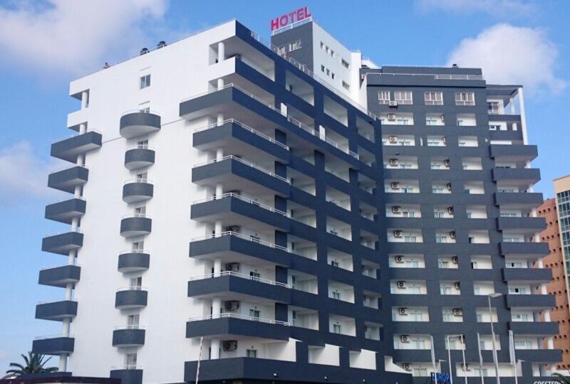 Hotel Port Europa Calpe  Centraldereservascom
