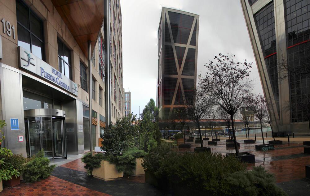 Hotel Exe Plaza Madrid  Centraldereservascom