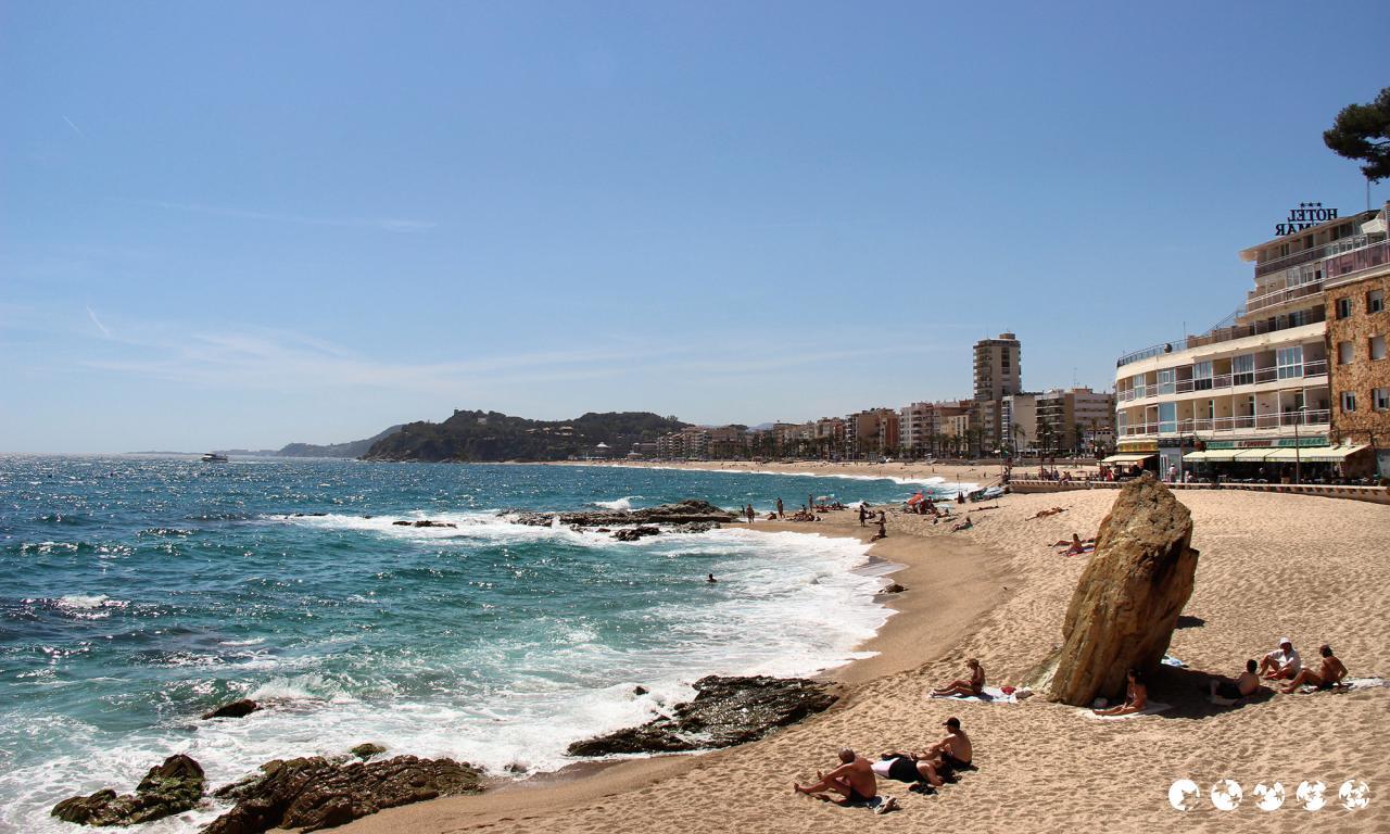 Hoteles en Lloret de Mar Girona  Centraldereservascom