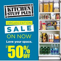 kitchen stuff on sale kohler faucets parts plus flyer brampton redflagdeals com organization
