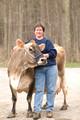 Reta Younge - Iron Will Farm - Wright NY