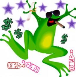 Living it up on HubPages. I'm a good frog me.