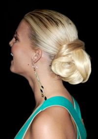 Cosmetics Zone: Beautiful updos