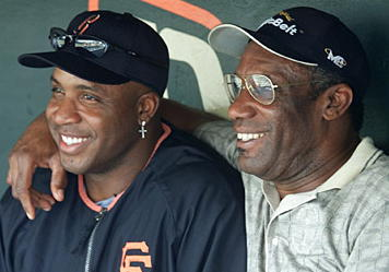 Bobby & Barry Bonds