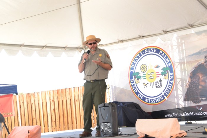 09.30.17 - DESERT TORTOISE CELEBRATION ON TORTOISE ROCK CASINO GROUNDS