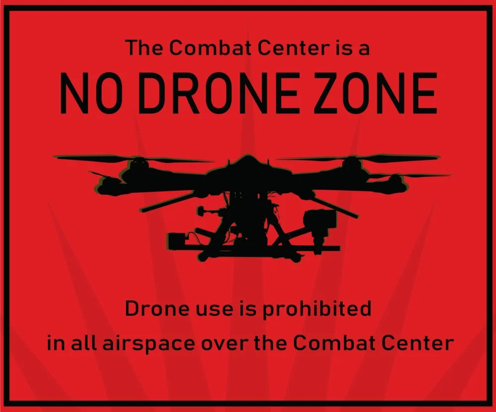DRONES SPOTTED IN MARINE BASE AIR SPACE | Z107 7 FM
