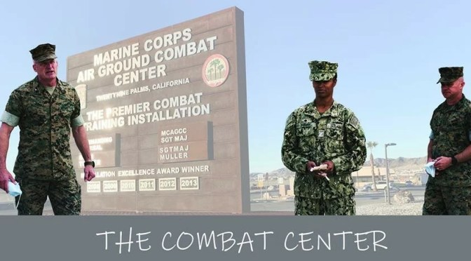 TWO CASES OF  CORONAVIRUS CONFIRMED ABOARD THE 29 PALMS MARINE BASE