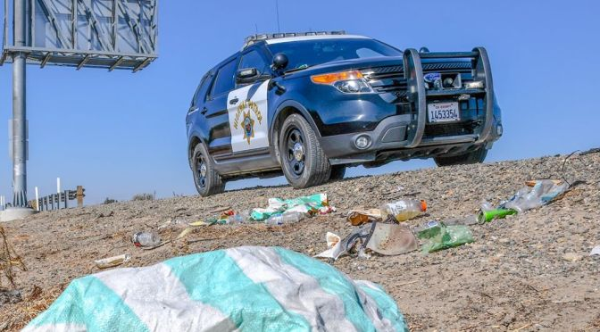 STATEWIDE EFFORT TO REMOVE LITTER FROM STATE HIGHWAYS