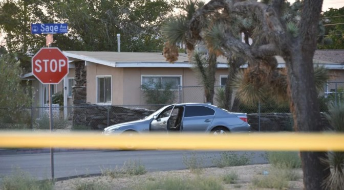 VICTIM OF FATAL SHOOTING IN YUCCA VALLEY IDENTIFIED