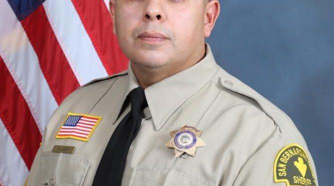 FALLEN SHERIFF'S SERGEANT DOMINIC VACA TO RECEIVE HOMETOWN MEMORIAL