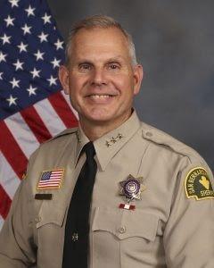 SAN BERNARDINO COUNTY SUPERVISORS APPOINT NEW COUNTY SHERIFF